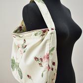 日本製造 - Pierre Joseph Redouté玫瑰肩包