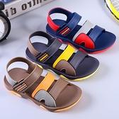 男童涼鞋 2-12歲小孩子3男童4女寶寶5學生6韓版7男孩8夏季9防滑沙灘涼鞋子