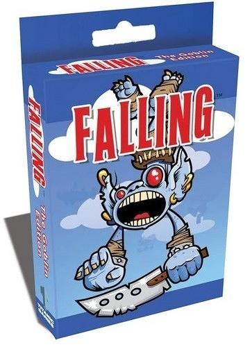 【KANGA GAMES】墜落吧! 哥布林 Falling: The Goblin Edition 家庭益智派對桌上遊戲 (清倉遊戲,售完為止)