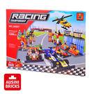 【AUSINI 奧斯尼積木】賽車系列 - 錦標賽 26001 (可相容於LEGO樂高)