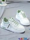 小白鞋 百搭小白鞋女2021新款秋冬季學生休閒運動女鞋老爹板鞋白鞋子 寶貝計畫 618狂歡