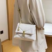 鏈條小包包2021新款潮高級感韓版網紅時尚百搭ins單肩斜背包女士 夏季新品