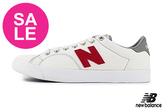 【出清下殺】New Balance 成人女款 復古灰白 綁帶休閒鞋 簡約LOGO O8479#白色◆奧森