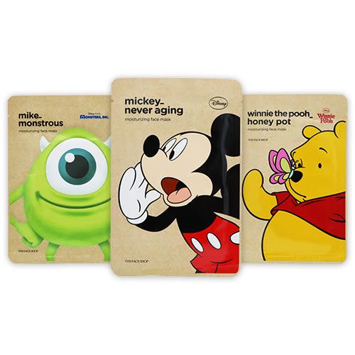 韓國The Face Shop x Disney迪士尼 保濕面膜 25g (單片)【BG Shop】~ 3款供選 ~