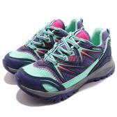 Merrell 戶外鞋 Capra Bolt Low Lace Waterproof 運動鞋 越野 快乾 慢跑 藍 彩色 童鞋 中童鞋【PUMP306】 MC56480