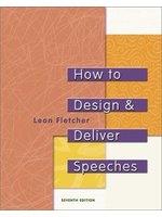二手書博民逛書店 《How to Design & Deliver Speeches, Seventh Edition》 R2Y ISBN:0321081765│LeonFletcher