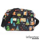 LeSportsac - Standard側背隨身包(森林熊寶) 2434P F290