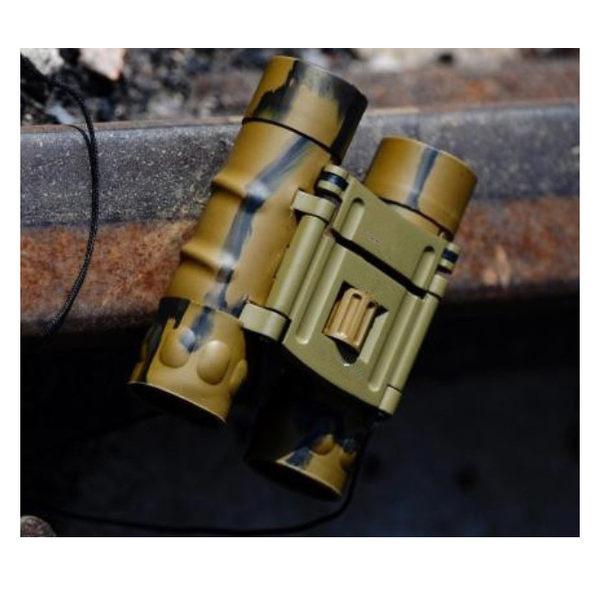 迷彩雙筒望遠鏡