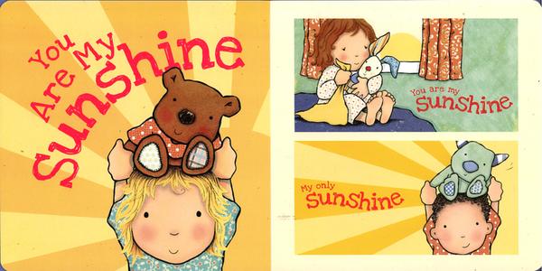 【幼兒童謠繪本】WE LOVE SING-ALONG FOUR CLASSIC SONGS (作家: Caroline Jayne Church)