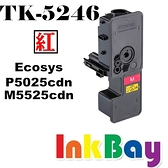 KYOCERA TK-5246 / TK5246 全新紅色相容碳粉匣【適用】P5025cdn/M5525cdn
