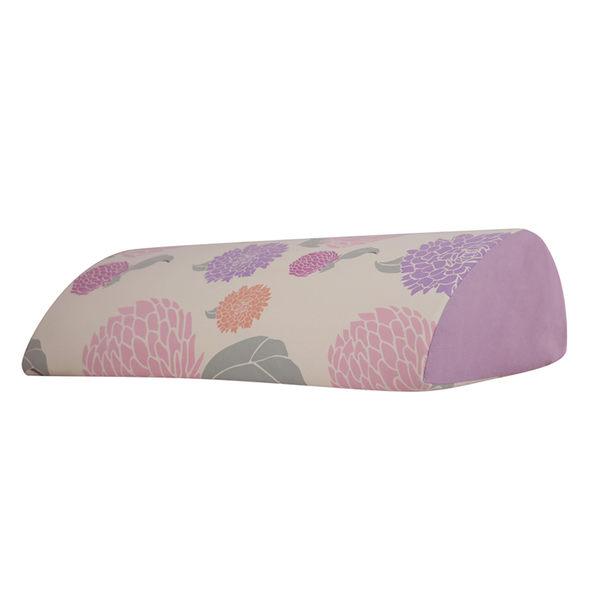 〈M號和風七巧〉美體枕SPA按摩適用 半圓護腰墊靠枕 獨家設計師手繪款【Prodigy波特鉅】