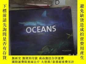 二手書博民逛書店罕見OCEANS 海洋....、Y261116