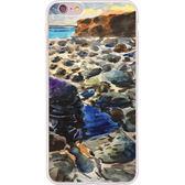 設計師版權【海邊】系列:空壓手機保護殼(HTC、SONY)
