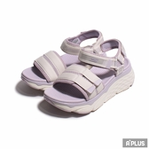 SKECHERS 女 涼鞋 MAX CUSHIONING SANDAL 厚底 避震 緩衝-140424WLV