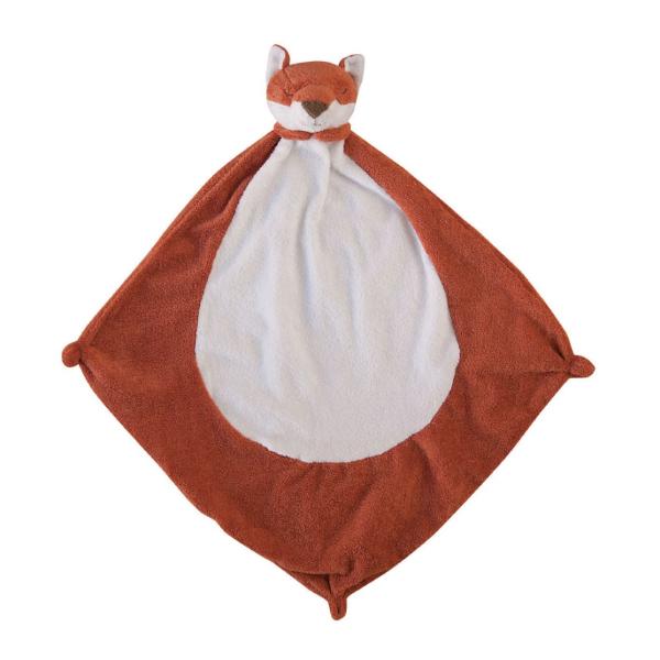 美國Angel Dear 動物嬰兒安撫巾 小狐狸