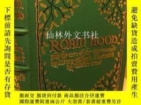 二手書博民逛書店【罕見】Robin Hood and the Men of the GreenwoodY27248 Walte