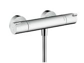 【麗室衛浴】德國 HANSGROHE 13211 Ecostat Comfort Care 附牆定溫淋浴龍頭