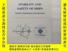 二手書博民逛書店stability罕見and safety of ships(船
