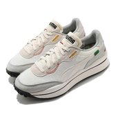 Puma 休閒鞋 Style Rider Play On 灰 黃 男鞋 女鞋 宣美 姜丹尼爾 韓國限定配色 復古慢跑鞋【ACS】 37458801