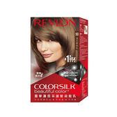 REVLON露華濃霓采護髮染髮乳50淺亞麻棕色 x3入團購組【康是美】