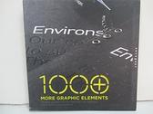【書寶二手書T1/設計_EPA】1000 More Graphic Elements: Unique Elements for…