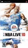 PSP NBA Live 10 勁爆美國職籃 10(美版代購)