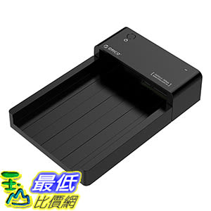 [106美國直購] ORICO Tool-free 2.5&3.5 inch USB3.0 to SATA External Hard Disk Drive Enclosure HDD SSD Docking Station