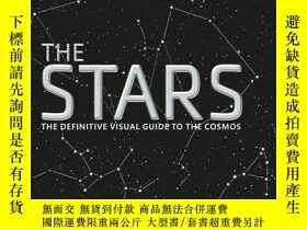 二手書博民逛書店The罕見Stars: The Definitive Visual Guide星星大百科精裝原版 Y36688