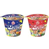 韓國不倒翁 金拉麵杯麵(1杯裝) 原味/辣味 2款可選【小三美日】泡麵/進口/團購