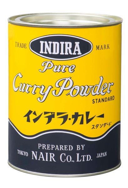 INDIRA日本大象薑黃咖哩粉(100g)