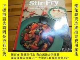 二手書博民逛書店Stir-Fry罕見cook book, Creative Re