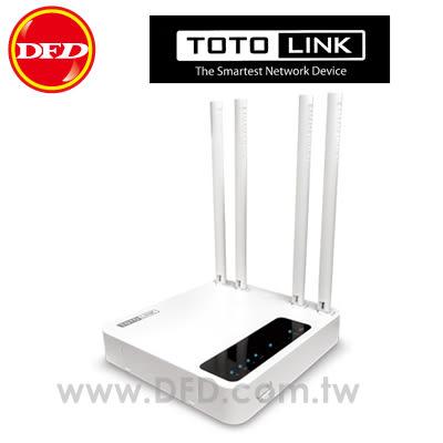 TOTOLINK AC5 AC1200 超世代無線路由器 公司貨