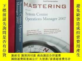 二手書博民逛書店Mastering罕見System Center Operati
