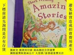 二手書博民逛書店Start罕見Wriring Amazing stories.Y