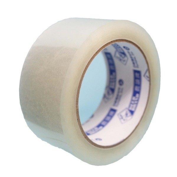 四維 鹿頭牌 OPP透明包裝膠帶 寬48mm/一件120個入(定60) 48mm x 90M PPJ7S1 封箱膠帶 封口膠帶 MIT