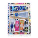 L'OCCITANE 歐舒丹 乳油木護手霜磁鐵組-非洲圖紋限定珍藏版【美麗購】