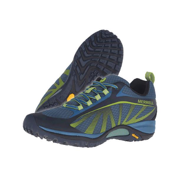 [Merrell] (女) SIREN EDGE 多功能健行鞋 藍 (ML37098)