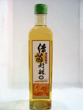 綠茵好醋~純釀糙米醋530ml /罐