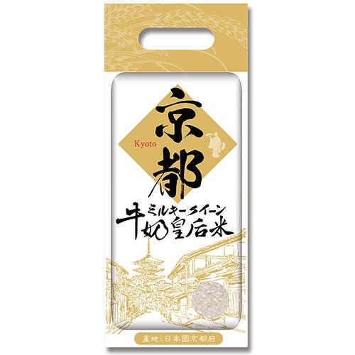 樂米穀場日本京都產牛奶皇后米500G【愛買】