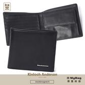 Kinloch Anderson 金安德森 短夾 knight系列 零錢袋 多卡夾 對開 皮夾 KA193008 得意時袋