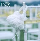婚禮花童撒花瓣花籃
