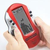 限時特價!大屏俄羅斯方塊游戲機掌上小型游戲機掌機兒童玩具禮物【超低價狂促】