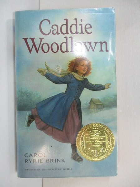 【書寶二手書T1/原文小說_HI1】Caddie Woodlawn_Brink, Carol Ryrie
