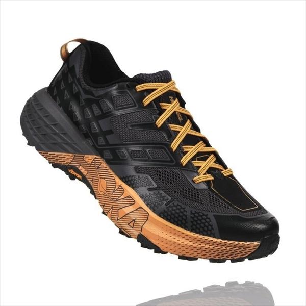 樂買網 18SS HOKA ONE ONE SPEEDGOAT 2 越野鞋 1016795BKMQ 送腿套+襪