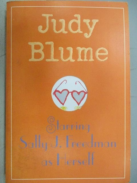 【書寶二手書T1/原文小說_MCV】Starring Sally J. Freedman as Herself_Judy Blume