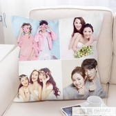 diy可印照片抱枕訂製來圖定做雙面圖片真人 韓慕精品 YTL