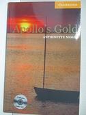 【書寶二手書T2/原文小說_IJ3】CER2: Apollo s Gold (BK+CD Pack)_Moses, Antoinette