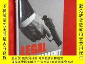二手書博民逛書店Legal罕見Detriment (硬精裝) 【詳見圖】Y546