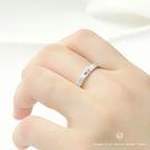 訂製戒指 3mm 質感刻字戒 純銀戒指...