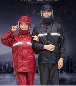 雨衣雨褲套裝雨衣男女士成人電動摩托車雨衣